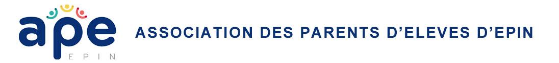 Association des Parents d'Elèves d'Epin